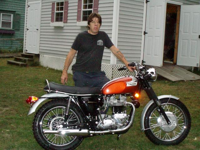Classic Harley Davidsons, Vintage British Motorcycles ...