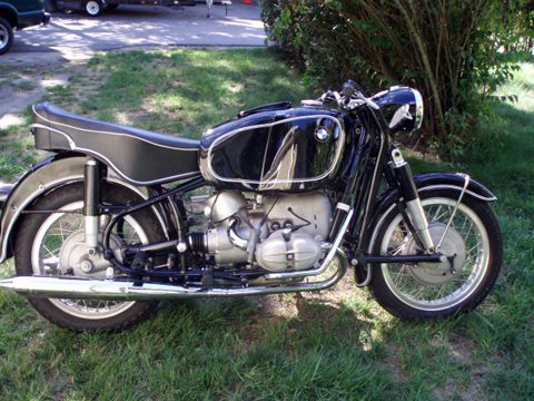 Doug's Cycle Barn, buy & sell classic British motorcycles, vintage motorcycle restorations, classic British motorcycle service & repairs, MA, RI, CT, NH, ME, VT, NY