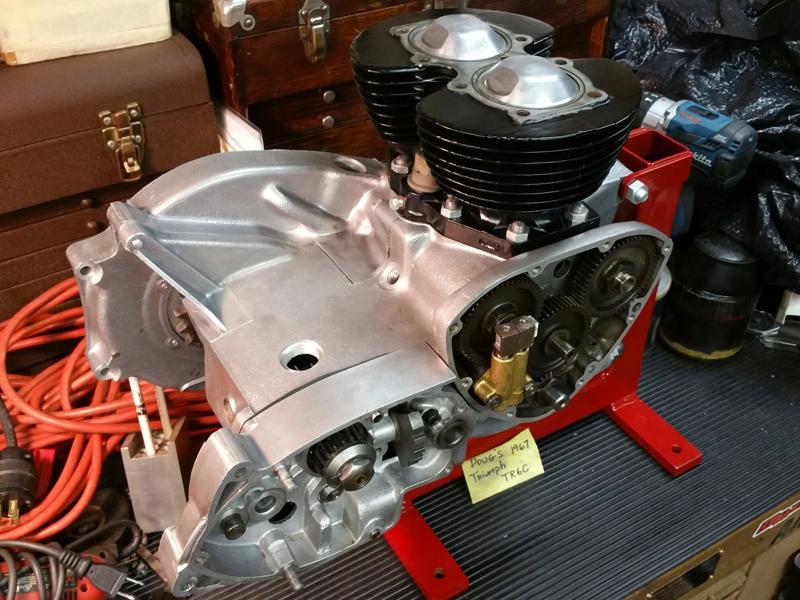 Vintage Motorcycle Engine / Transmission Rebuilds, MA RI