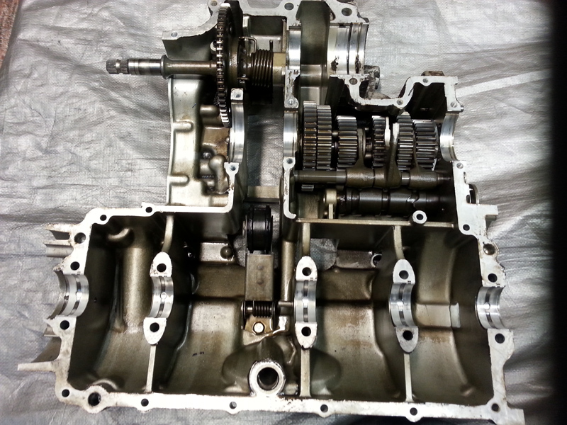 Vintage Motorcycle Engine Transmission Rebuilds Ma Ri