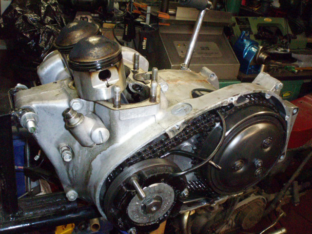 Harley Davidson Motorcycle Values >> Vintage Motorcycle Engine / Transmission Rebuilds, MA RI, Vintage Harley Davidson Engine ...