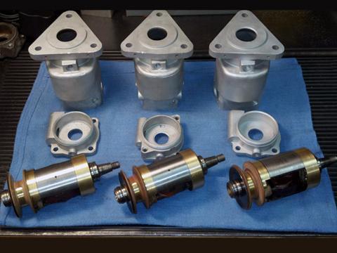 Vintage Motorcycle Engine Transmission Rebuilds Ma Ri