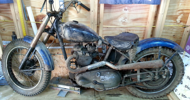 vintage motorcycle restoration sales parts service, ma ri, classic